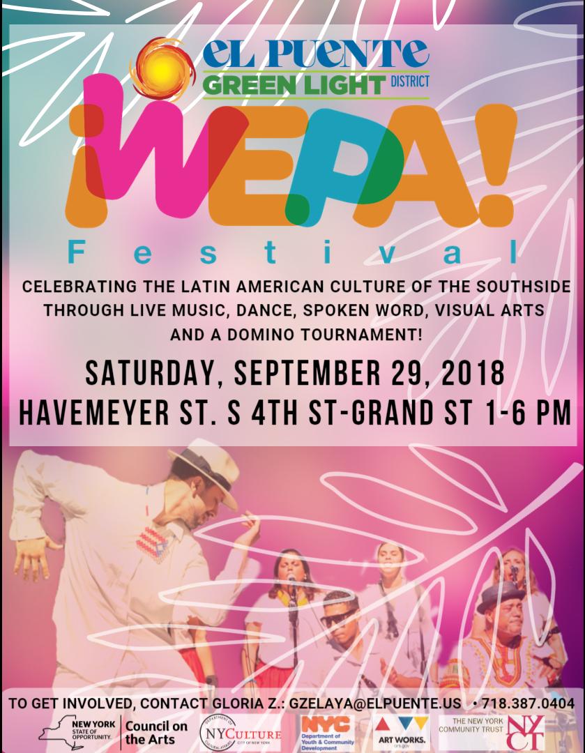 WEPA Festival 2018
